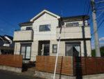 加須市 外壁塗装 施工前