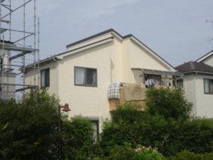 加須市 O様邸 外壁塗装完了